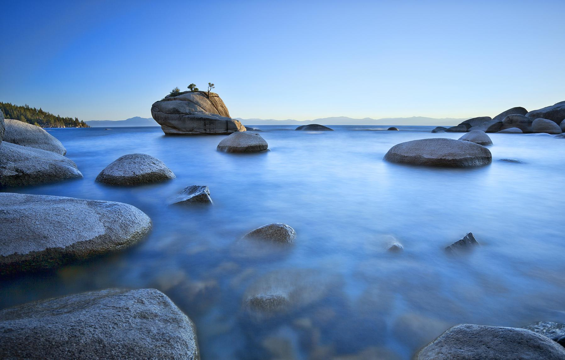 Sand Harbor_Lake Tahoe©Travel Nevada